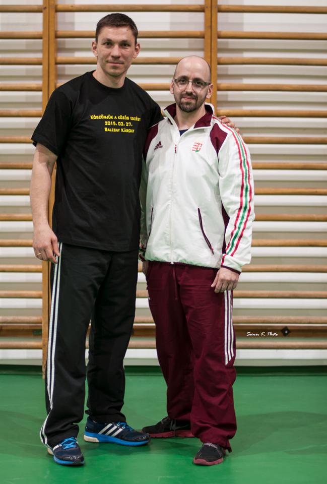 Balzsay Károly és Nagy Lajos